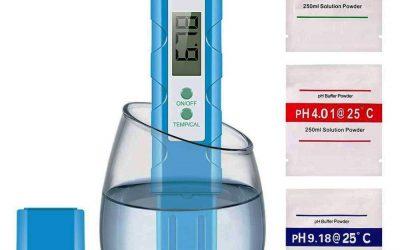 Top 10 Best pH Meters for Water Testing in 2021